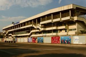 Lo stadio comunale Nisseno