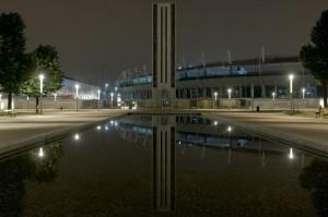 La Torre Maratona si specchia
