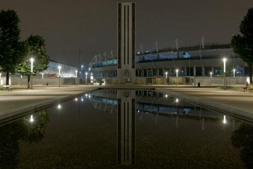 Torino - La Torre Maratona si specchia