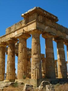 Tempio E - Spigolo