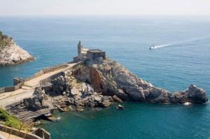 Porto Venere chiesetta a S.Pietro