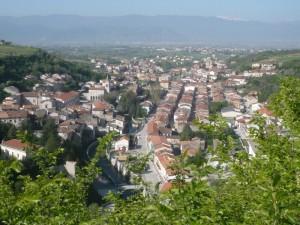…accediamo nel parco d' Abruzzo…