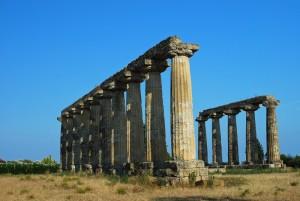 il tempio dedicato ad Hera