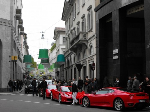 Milano - Tre....numero perfetto!