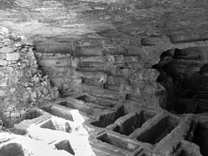 Necropoli pre romana