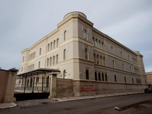 Il Frigorifero Comunale diventa Biblioteca Nazionale - Cittadella della Cultur