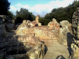 Il Tempio di Giove dell' acropoli di Cuma