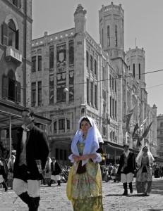 la sposa cagliaritana