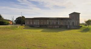 Vecchio impianto idrovoro di Marozzo (Casa della Memoria)