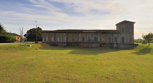 Lagosanto - Vecchio impianto idrovoro di Marozzo (Casa della Memoria)