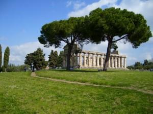 Il Tempio di Cerere - Paestum