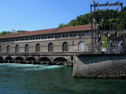 Cornate d'Adda - Centrale Bertini (1)