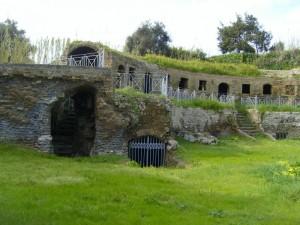Il sepolcro di Agrippina