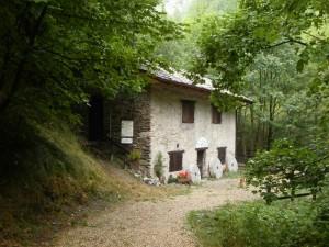 il mulino di Usseaux (Val Chisone)