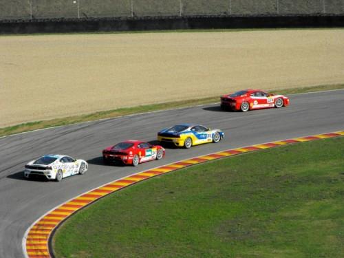 Scarperia - Il Ferrari Challenge....
