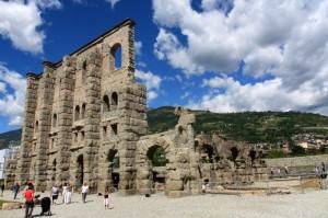Augusta Praetoria - Teatro