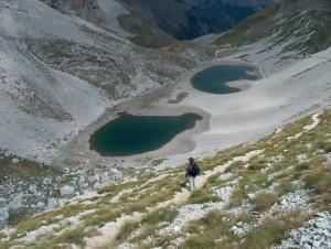 I laghi di PILATO