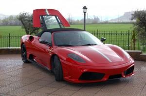 Ferrari  Scuderia Spider 16M: 510 cavalli mordono il freno