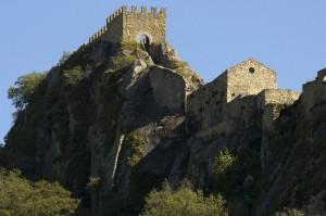 Castello nella roccia