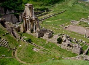 Teatro Romano a Volterra