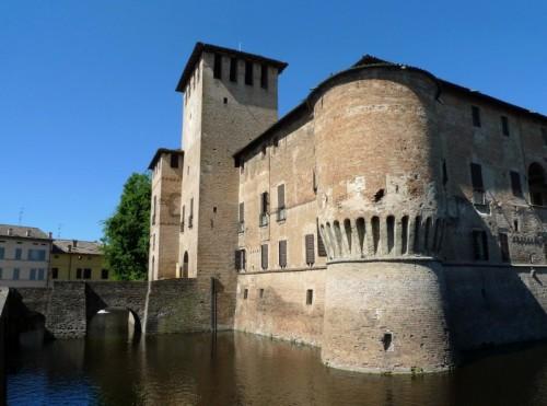 Fontanellato - La Rocca Sanvitale di Fontanellato