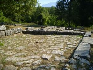 Insediamenti Lucani del IV secolo A.C.