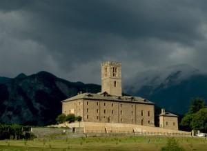 Il castello reale di Sarre