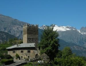 Castello della Tour de Villa