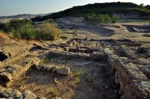 Morgantina, città greca.