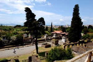 resti di un antica città