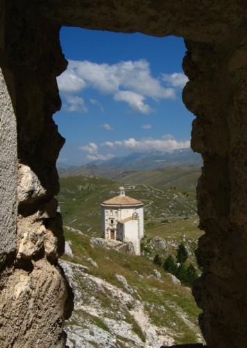 Calascio - Dal castello