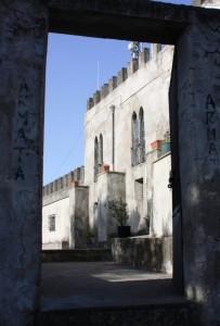 il castello di cava de' Tirreni
