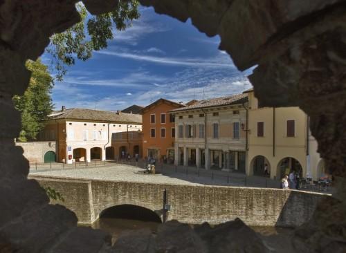 """Fontanellato - """"Uno sguardo dalla Rocca"""""""