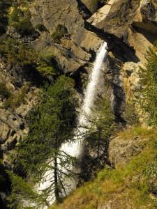 Cascata di Lillaz
