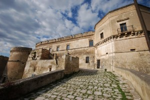 """Il """"Castello di Massafra"""" in località """"lo Pizzo"""""""