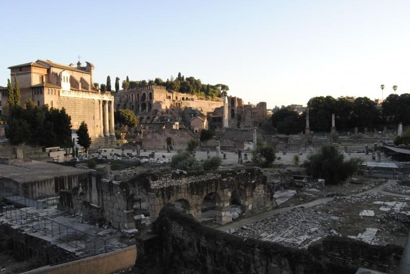 ''I Fori'' - Roma