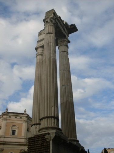 Roma - Tempio di Apollo Sosiano