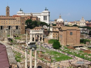 I Fori Imperiali di Roma