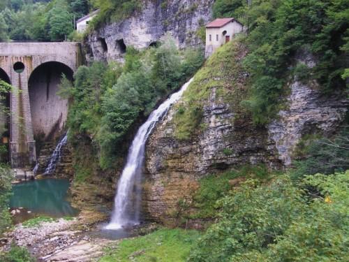 Sovramonte - Lo sfogo della diga