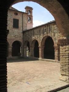 Chiostro del Convento di San Francesco