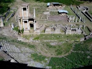 Volterra - Il Teatro Romano