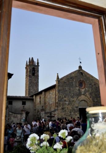 """Monteriggioni - """"Monteriggioni....di torri si corona"""""""