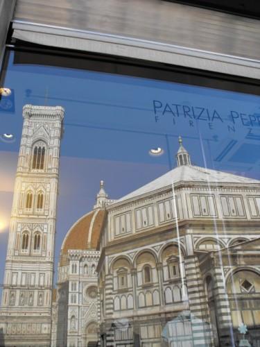 """Firenze - """"La Bella si specchia...."""""""