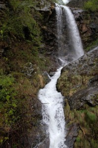 Cascata Fontainemore