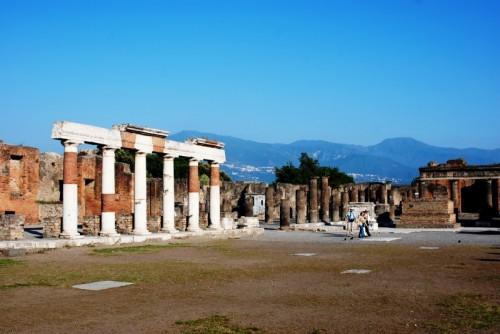 Pompei - Columnae