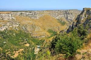 un vero canyon