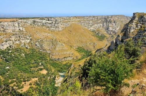 Avola - un vero canyon