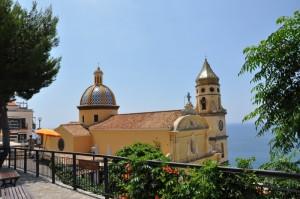 Praiano - Chiesa di S.Gennaro