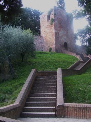 Fucecchio - Accesso al castello