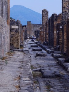 Vicolo a Pompei